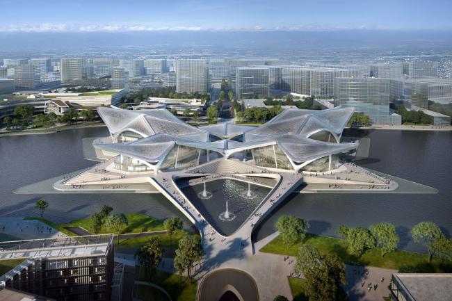 Общественный центр искусств Цзиньвань