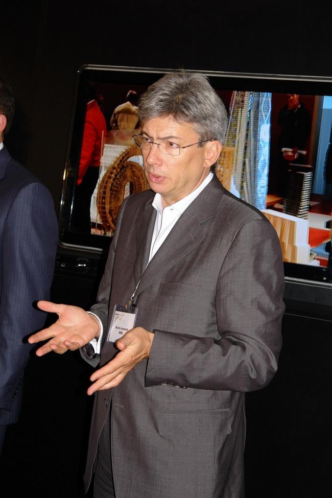 Борис Левянт, руководитель компании 'ABD architects'
