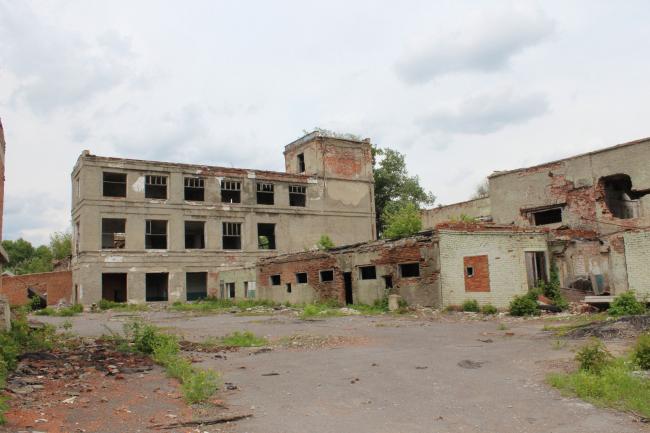 Реновация заброшенной фабрики под частный жилой комплекс для компании «АМИЛКО» в городе Миллерово