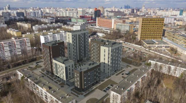 Стартовый дом по реновации в Коньково
