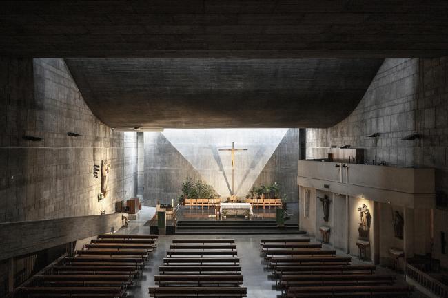 Церковь Нуэстра-Сеньора-дель-Росарио-де-Филипинас