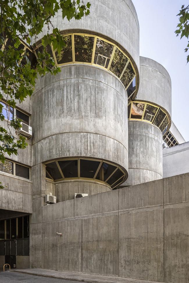 Факультет информатики университета Комплутенсе