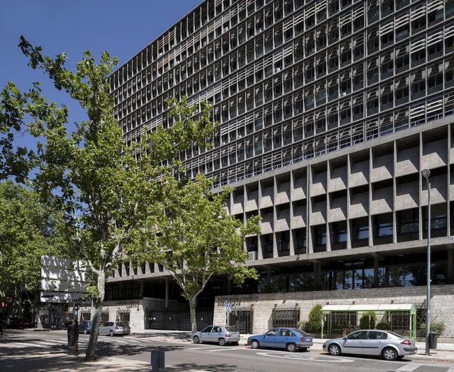 Факультет биологии и геологии университета Комплутенсе