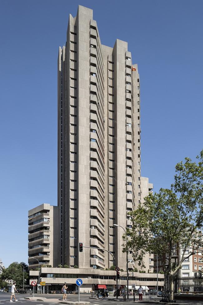 Жилой комплекс Torre de Valencia