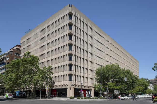 Офисное здание Beatriz