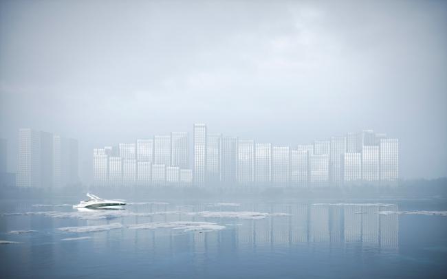 Жилой комплекс «Береговой-2»