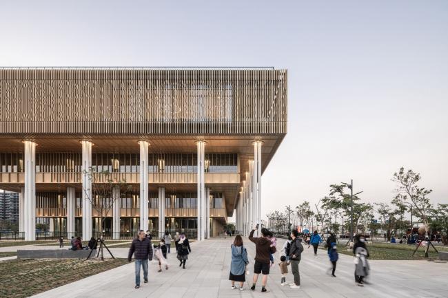 Библиотека Тайнаня