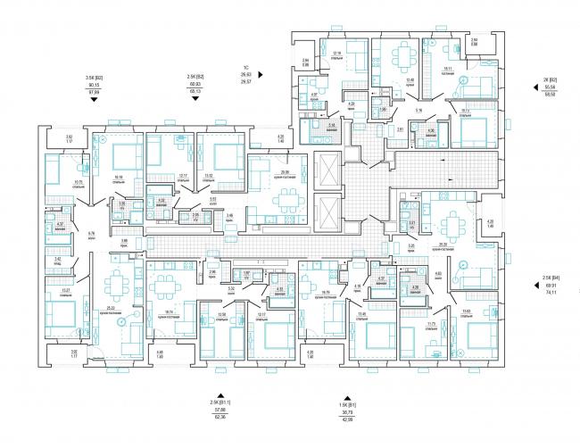 Жилой комплекс «Амурский квартал»