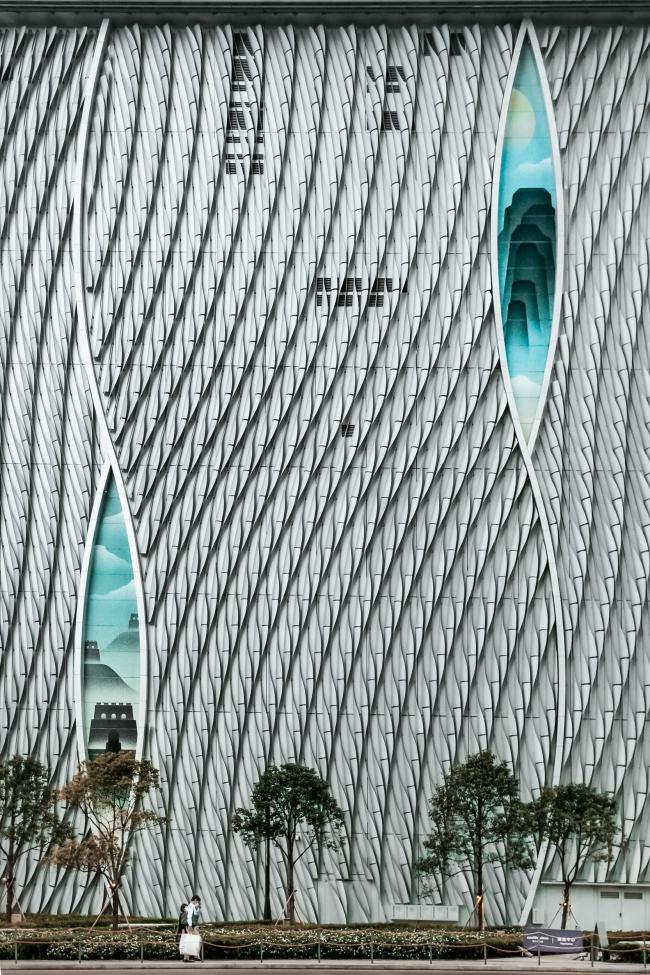 «Центр Сицюй в Гонконге», Huawei