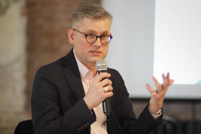 Павел Кузнецов, директор Музея Константина и Виктора Мельниковых