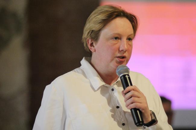 Елизавета Лихачева, директор Музея архитектуры