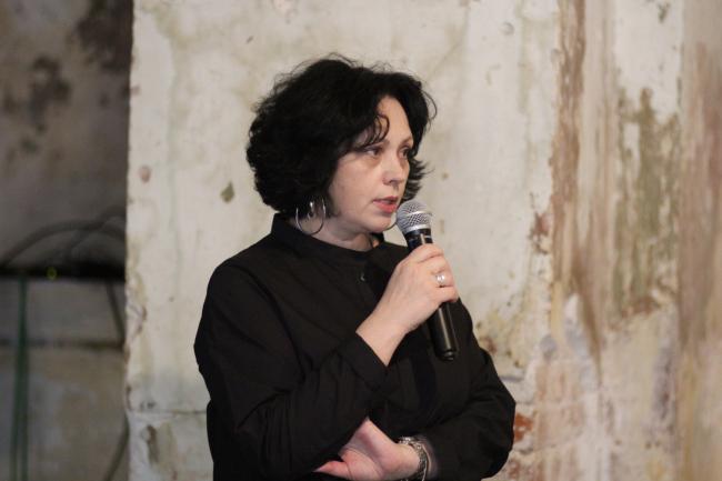 Наринэ Тютчева, глава и основатель АБ Рождественка, генпроектировщик проекта реставрации дома Мельникова