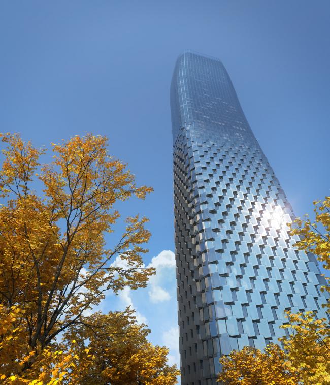 ЖК Фили tower