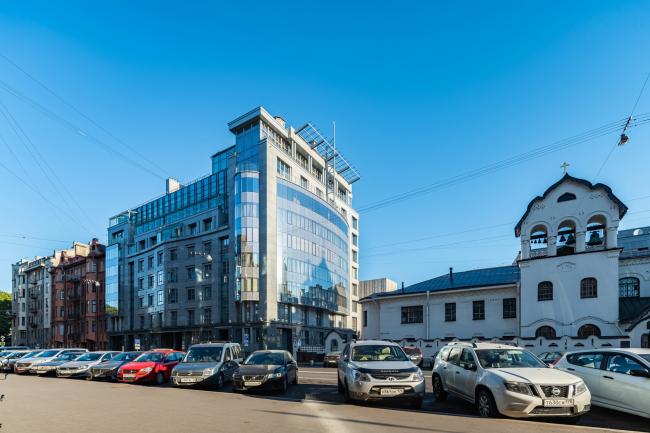 The residential house at Tverskaya, 6