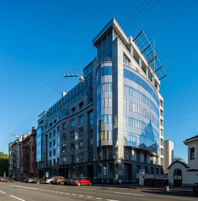 The residential house at Tverskaya, 1