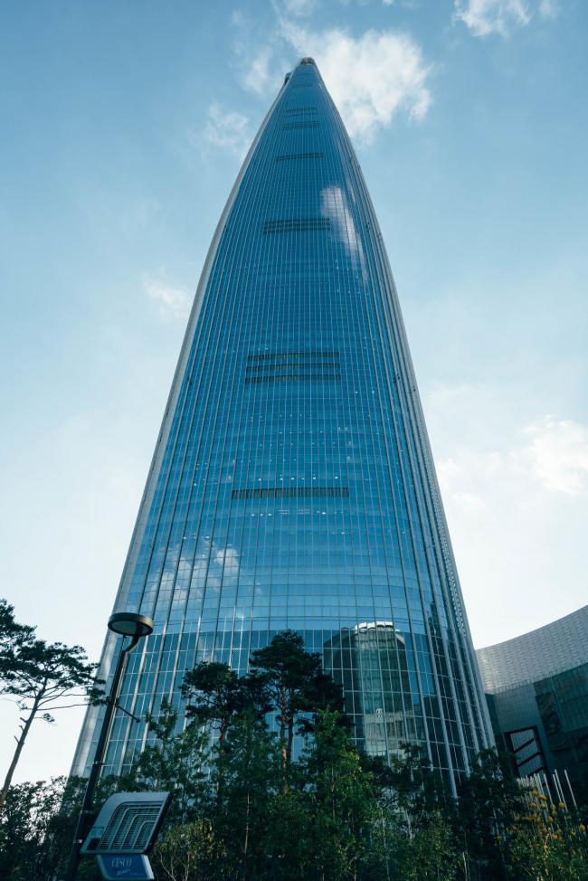 Башня Lotte World Tower
