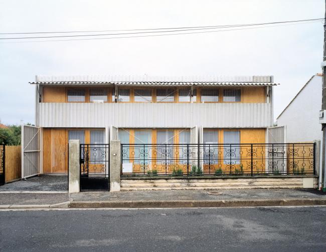 Дом Латапи во Флуараке. 1993