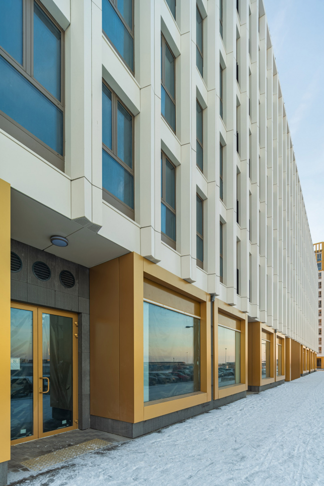 ЖК Golden City. 6 квартал. KCAP, ORANGE, Архитектурное бюро «А.Лен»