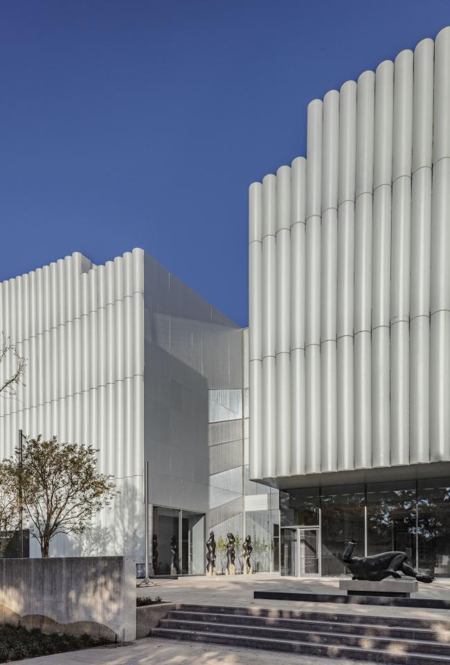 Корпус Киндер Хьюстонского музея изобразительных искусств