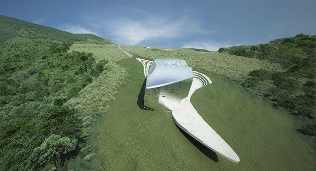 Архитектурный музей Next Gene