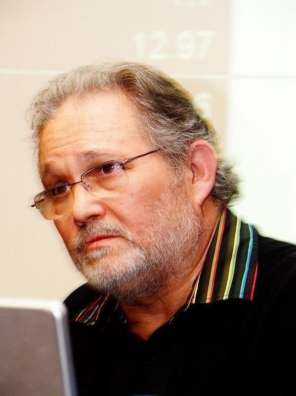 Хосе Асебильо Марин. Фотография с сайта www.pbase.com