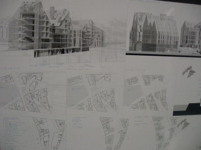 Специальный приз. Евгения Яцук. Проект Водного туристического комплекса в структуре воссоздаваемого центра Калининграда