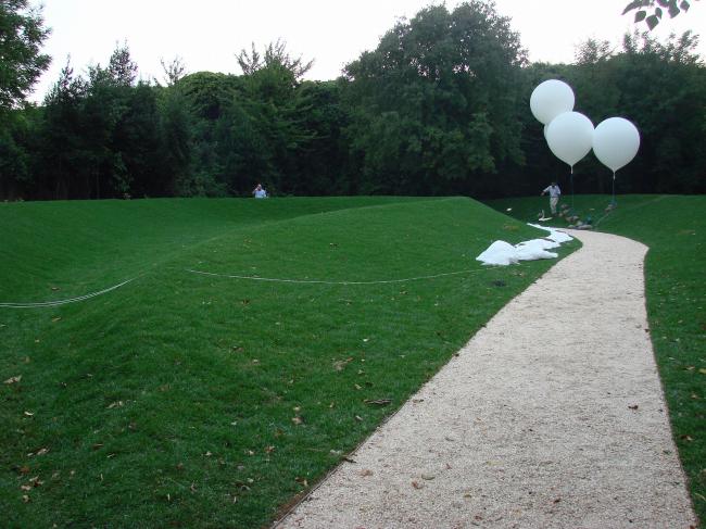 Проект «Сквозь Рай». Сад-огород для души медитации