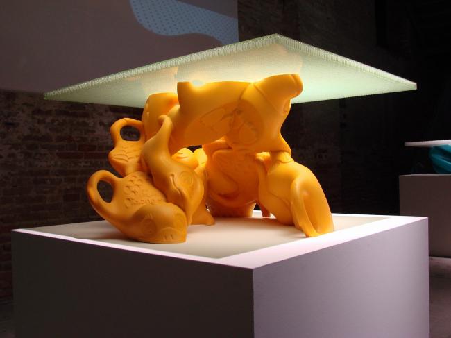 «Переработанные игрушки» Грега Линна в Кордери