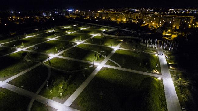 Кладбище города Прешов в районе Шваби