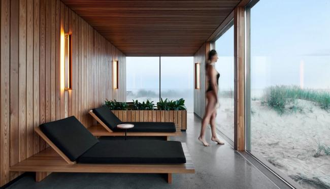 Nordic Spa от Line Design Interior