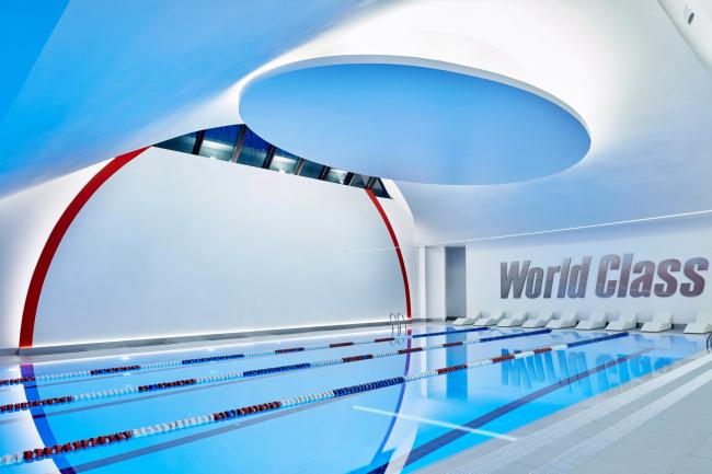Спортклуб WORLD CLASS Алексеевская