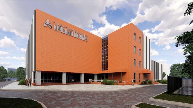 Многофункциональный ФОК в Покровском-Стрешнево, 2021г