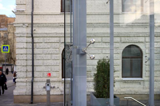 Комплекс офисных зданий на Верхней Красносельской улице. Мастерская Николая Лызлова