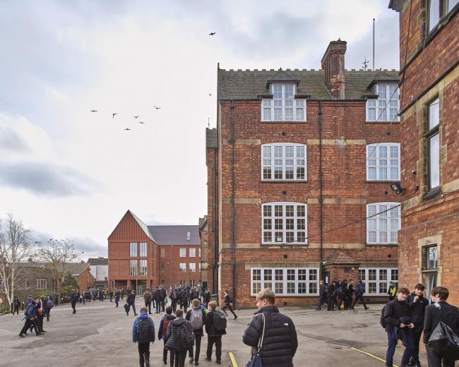 Школа Скиннерс