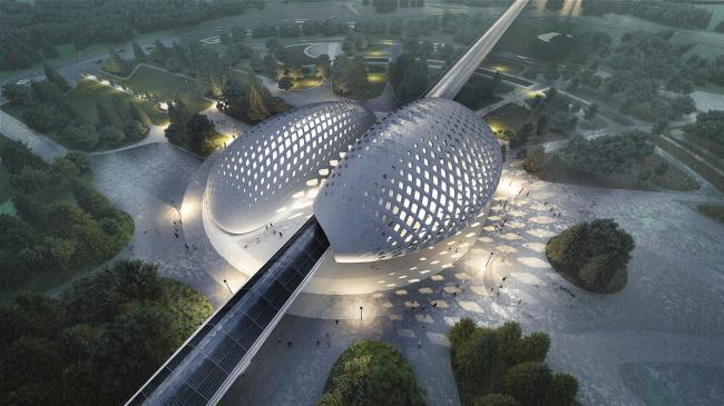 Транспортная система Hyperloop