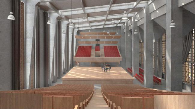 Концертный зал «Мендельсон»