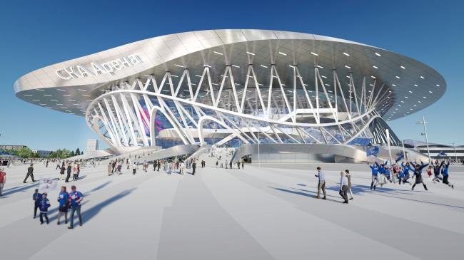 Хоккейный стадион «СКА Арена»