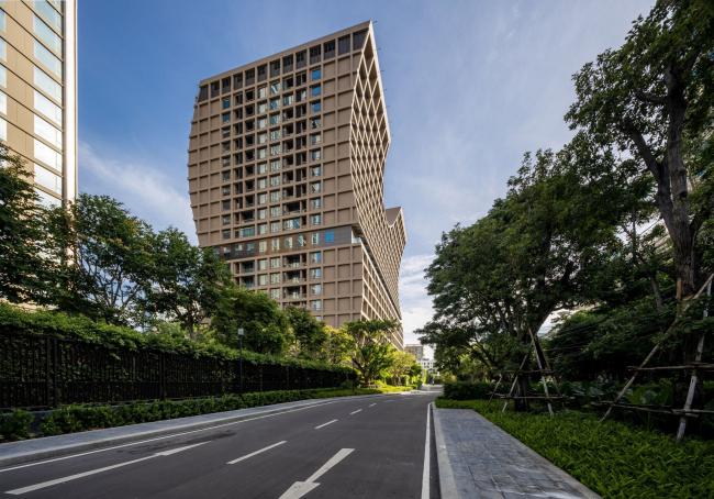 Гостиница Sindhorn Kempinski Hotel