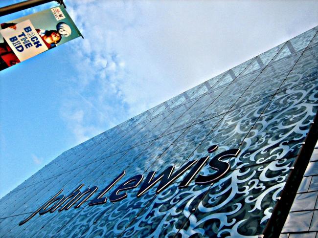 Универмаг John Lewis. Фото: Sento via flickr.com. Лицензия CC BY-SA 2.0