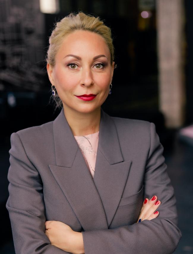 Марина Руднева, председатель совета директоров девелоперской компании Vos'hod