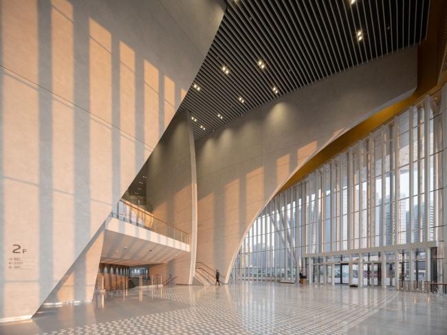 Культурный центр Сучжоу