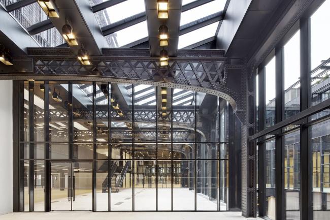 Луврский почтамт – реконструкция