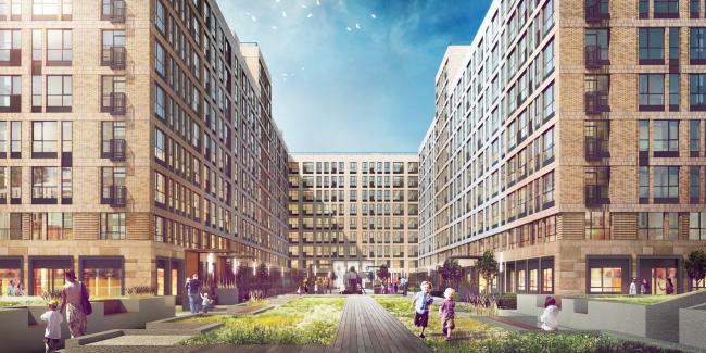 Жилой комплекс «Ligovsky City. Второй квартал»