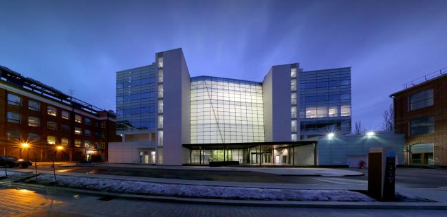 Бизнес-центр «Демидов». Деловой квартал «Красная Роза»