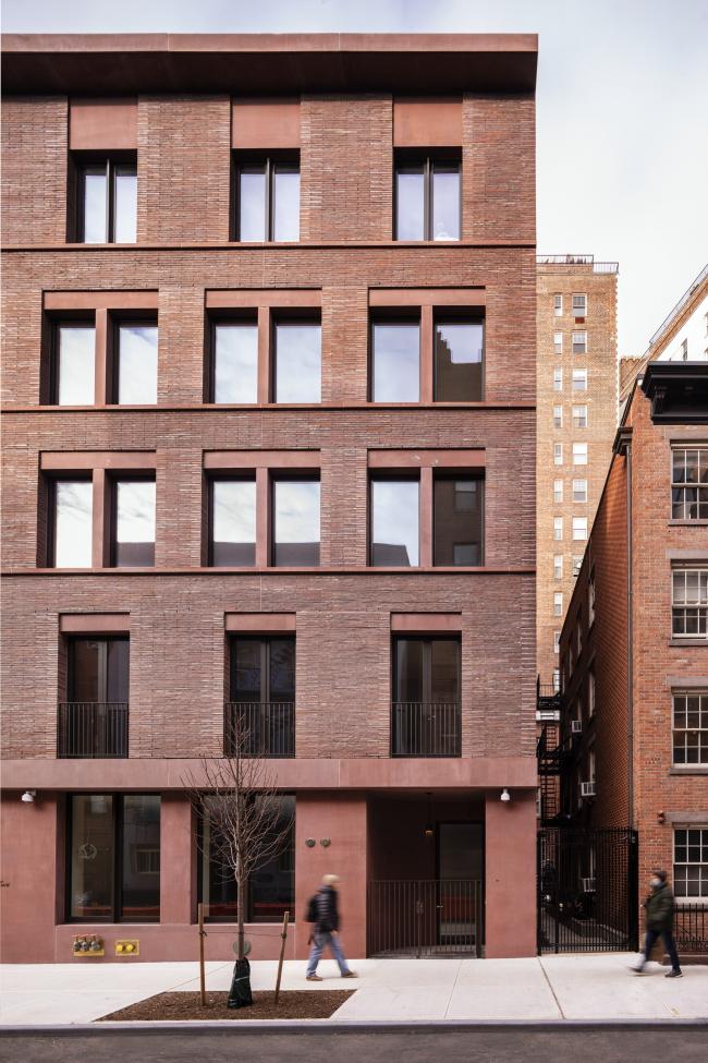Жилой комплекс 11-19 Jane Street