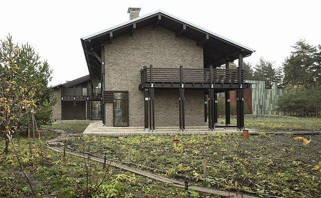 Дом в Николо-Урюпино, «ДИА»