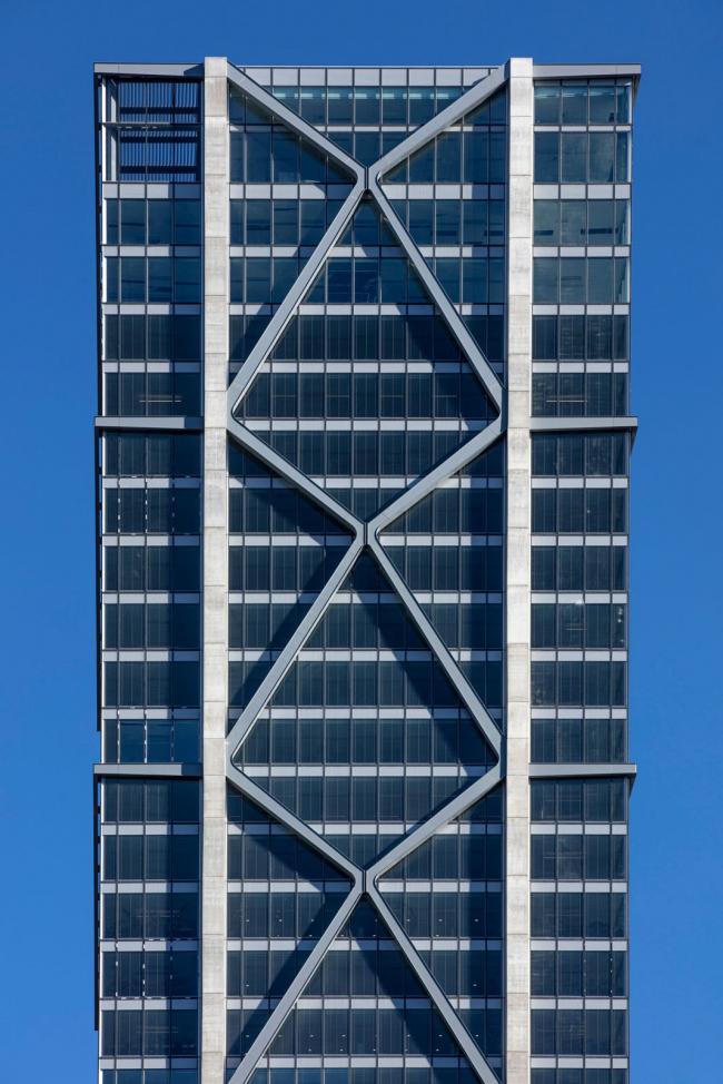 Башня 100 Mount Street