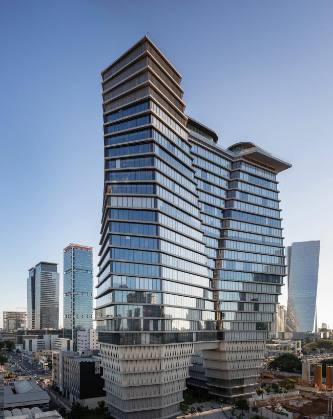 Башня ToHA