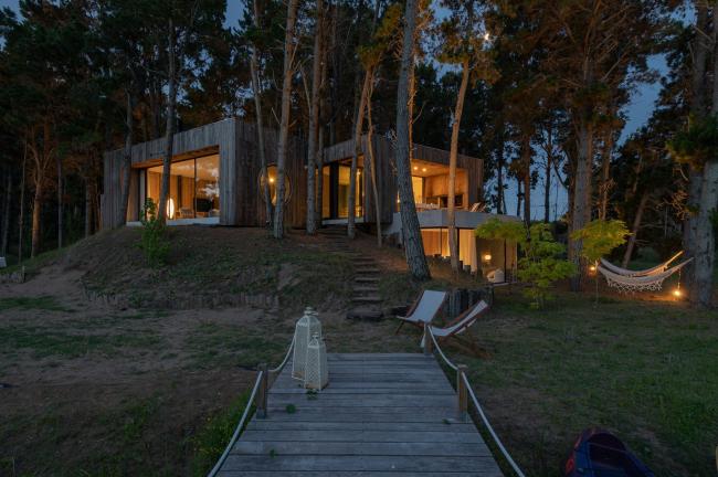 Дом Villa Robles