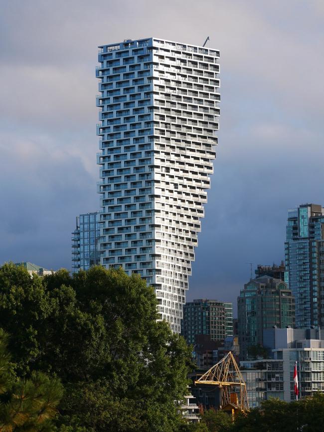 Башня Vancouver House